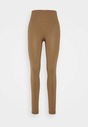 Collants - brown