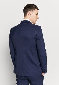 Burton Menswear London - HIGHLIGHT CHECK - Suit jacket - navy - 2