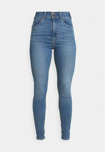 MILE HIGH ORANGE TAB - Jeans Skinny Fit - twice nice