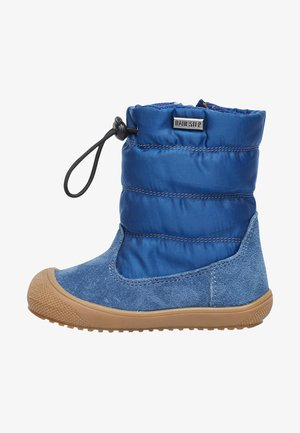 Winter boots - azurblau