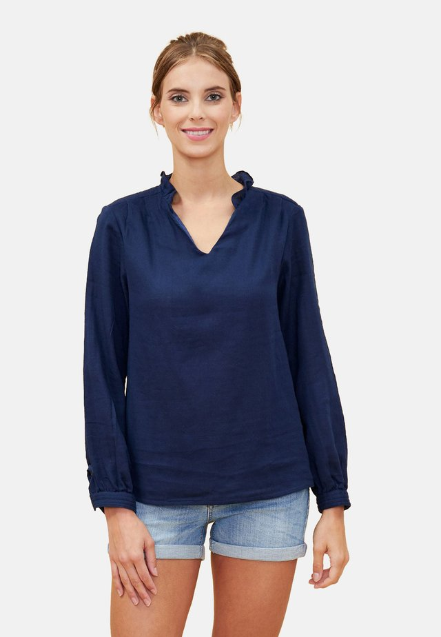 Camicetta - navy blue