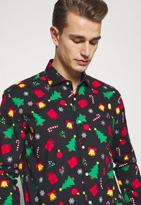 OppoSuits - CHRISTMAS ICONS - Shirt - black - 3