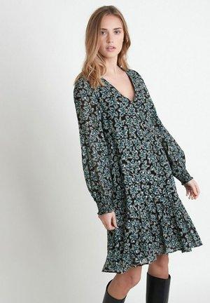 Day dress - vert émeraude