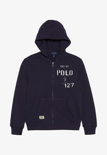 HOOD - Zip-up sweatshirt - french navy