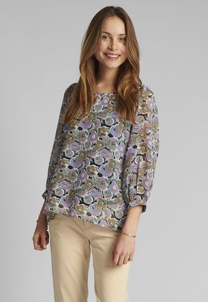 NUCINNAMON - Blouse - multi-coloured