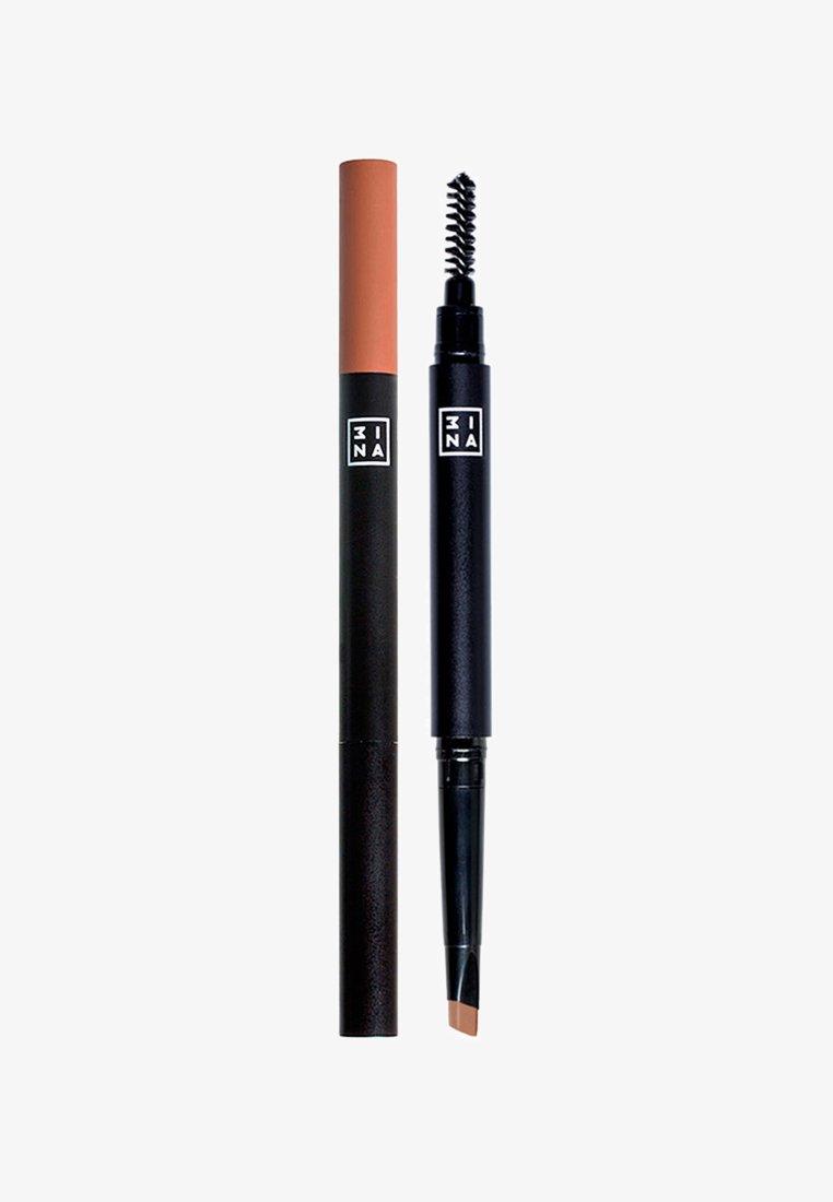 3ina - EYEBROW MARKER - Eyebrow pencil - 302 dark brown