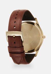 Emporio Armani - ADRIANO - Watch - brown - 1