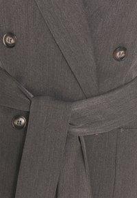 mbyM - BEATH - Blazer - dark grey melange - 2