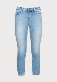 ONLY Petite - ONLSHAPE LIFE  - Skinny džíny - light blue denim - 3