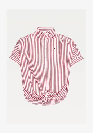Button-down blouse - 0ex rot
