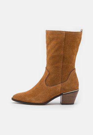 BOOTS  - Støvler - muscat
