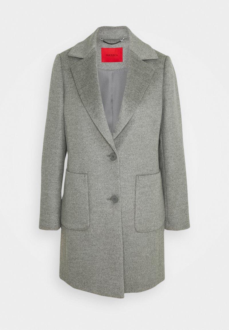 MAX&Co. - DECAEDRO - Classic coat - medium grey
