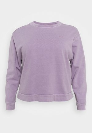 DIANA CREW - Sweatshirt - lavender frost