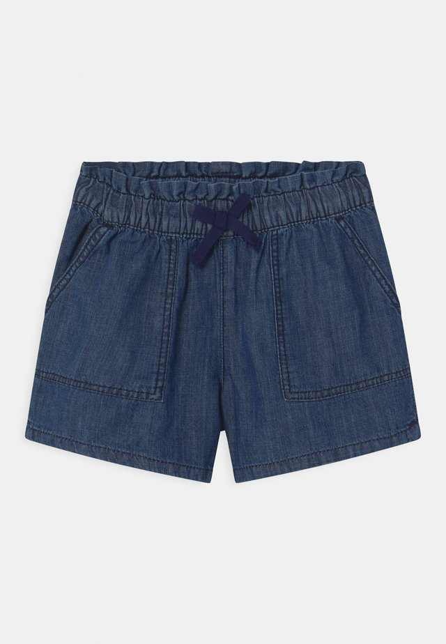 DRAPEY  - Jeans Shorts - denim