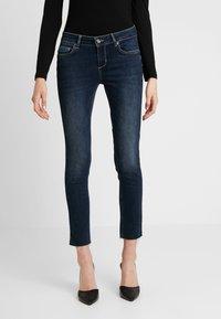 Liu Jo Jeans - IDEAL - Jeans slim fit - blue reality - 0