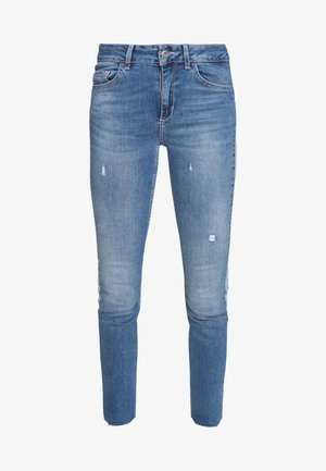 IDEAL - Slim fit jeans - blue clear wash