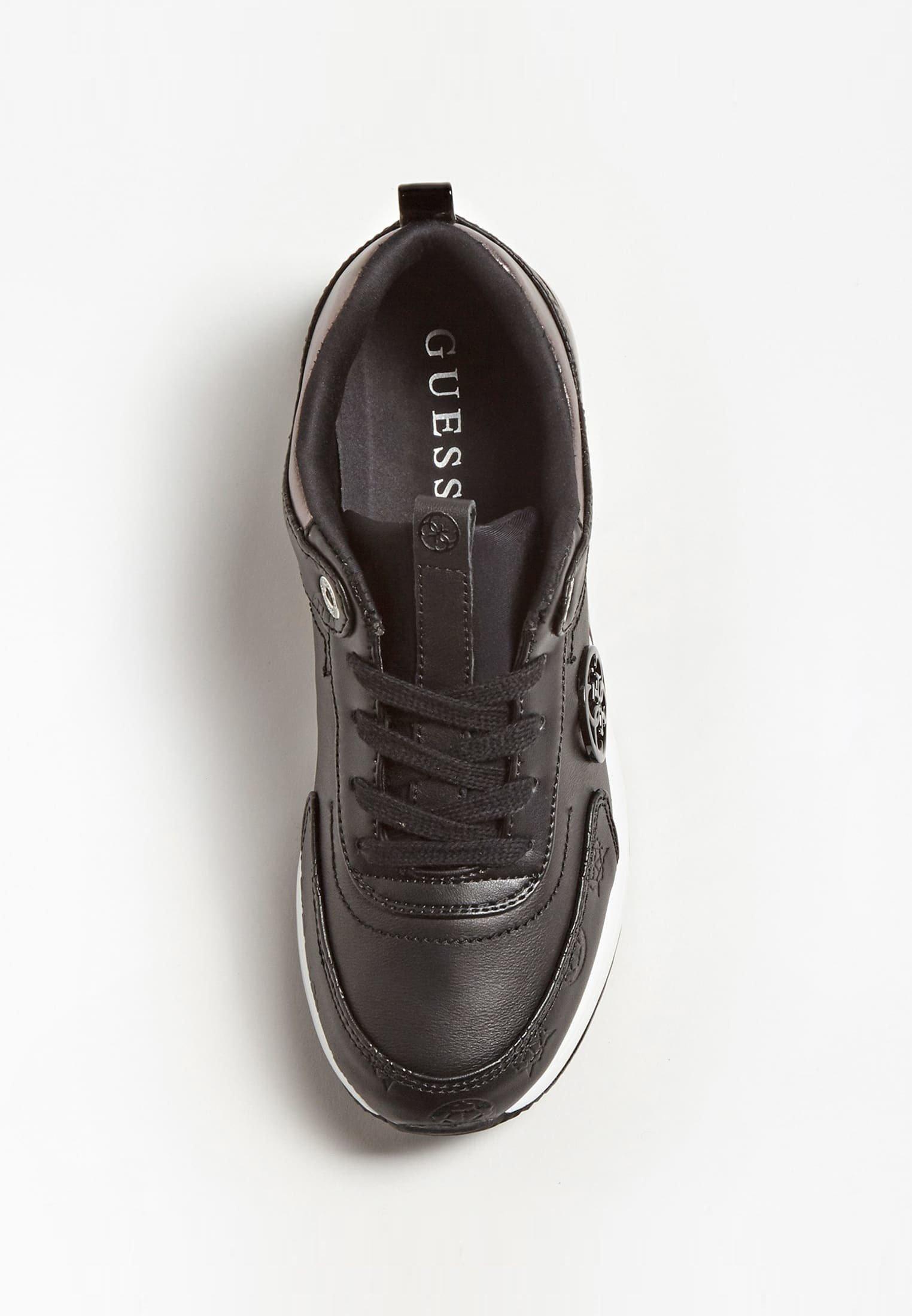 Guess Sneaker Low - Black/schwarz