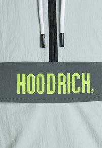 Hoodrich - Summer jacket - grey/lime - 2