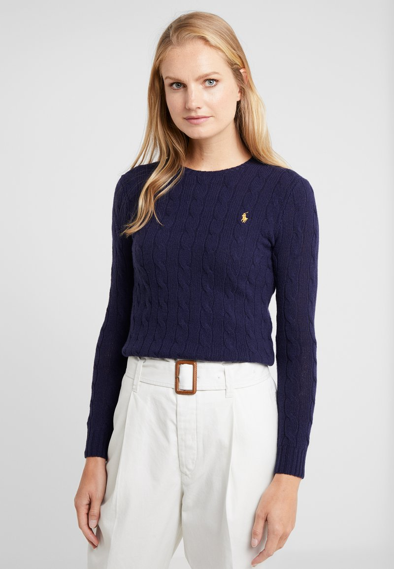 Polo Ralph Lauren - Strickpullover - hunter navy