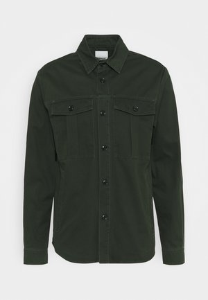 SDLOKE OVERSHIRT - Summer jacket - forest night