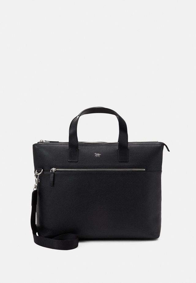 BARUCH UNISEX - Shopping bags - black