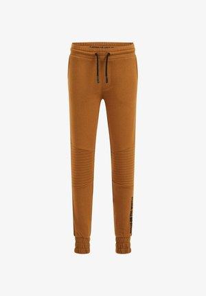Spodnie treningowe - caramel