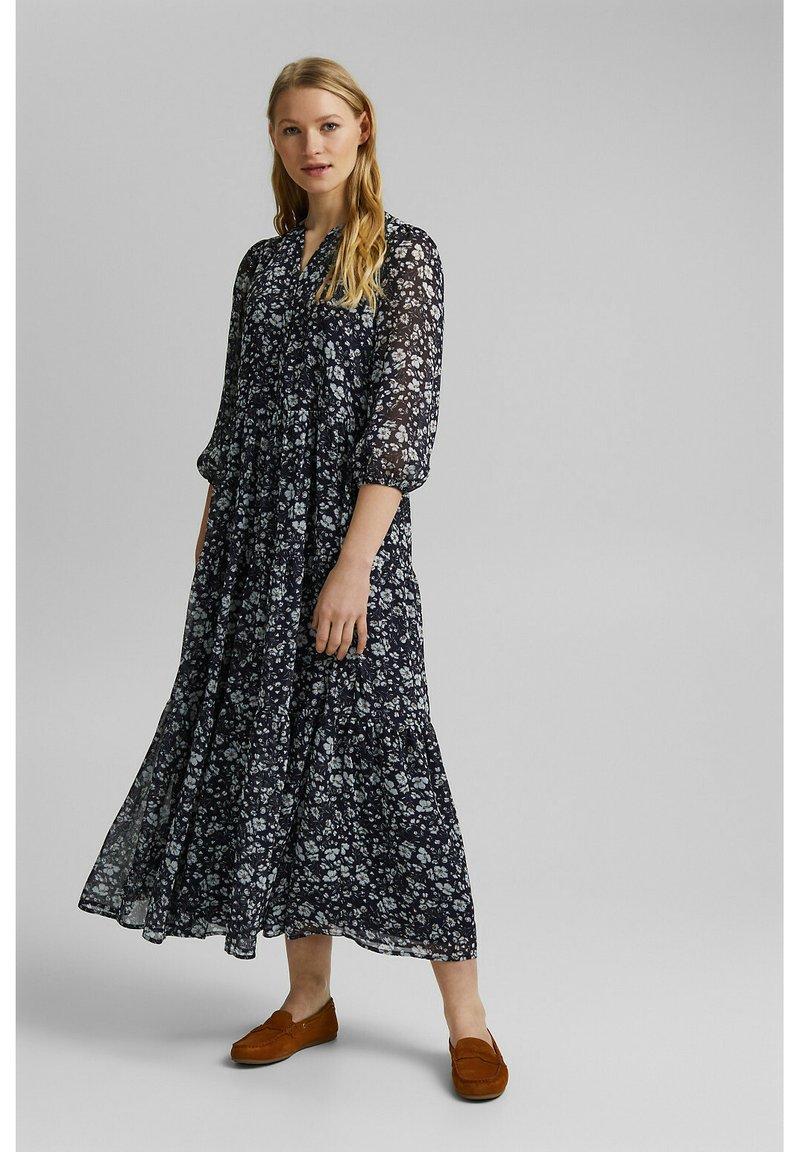 Esprit - Maxi dress - navy