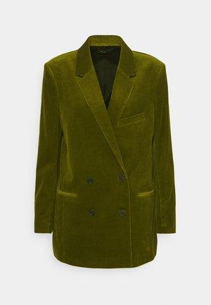SUIT JACKET - Sportovní sako - dark green