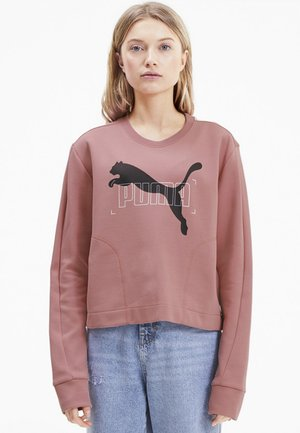 NU-TILITY - Sweatshirt - foxglove