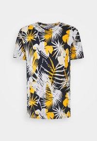 Jack & Jones - JORNIKO  - T-shirt print - spicy mustard - 4