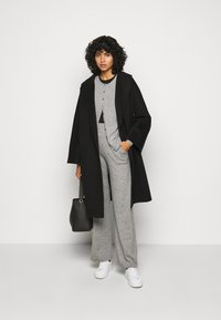 Repeat - TROUSER - Pantalones - light grey - 1