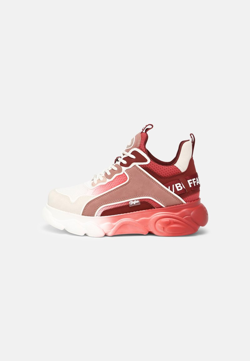 Buffalo - CLD CHAI MEN - Trainers - red/white