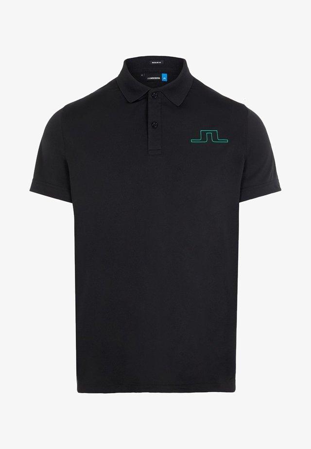 ALAN - Polo - black
