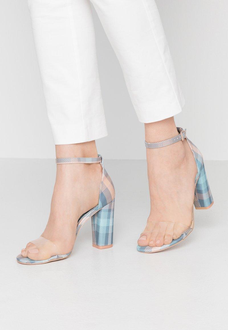Call it Spring - TAYVIA  - Sandaler med høye hæler - other blue