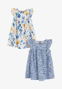 Next - 2 PACK - Day dress - multi coloured - 0