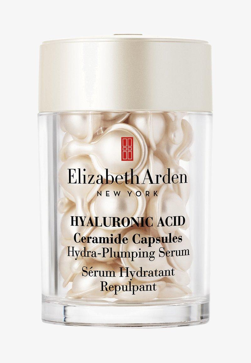 Elizabeth Arden - HYALURONIC ACID CERAMIDE CAPSULES HYDRA-PLUMPING SERUM 30 KAPSEL - Set de soins du visage - -