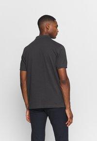 s.Oliver - KURZARM - Polo shirt - black - 2