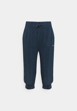 WOMAN PANT 3/4 - 3/4 sports trousers - blue