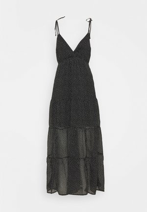 LOVE STRUCK DRESS - Maxi šaty - black