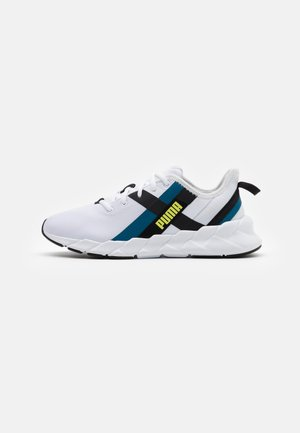 WEAVE XT TWIN - Sports shoes - white/digi blue/black