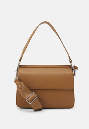 AKINA - Handbag - caramel brown