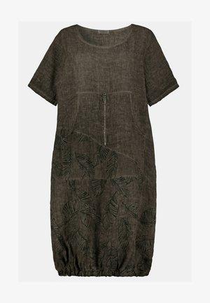 Day dress - kastanienbraun