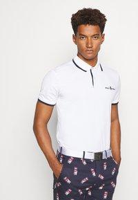 Polo Ralph Lauren Golf - SHORT SLEEVE - Polo shirt - classic oxford white - 0