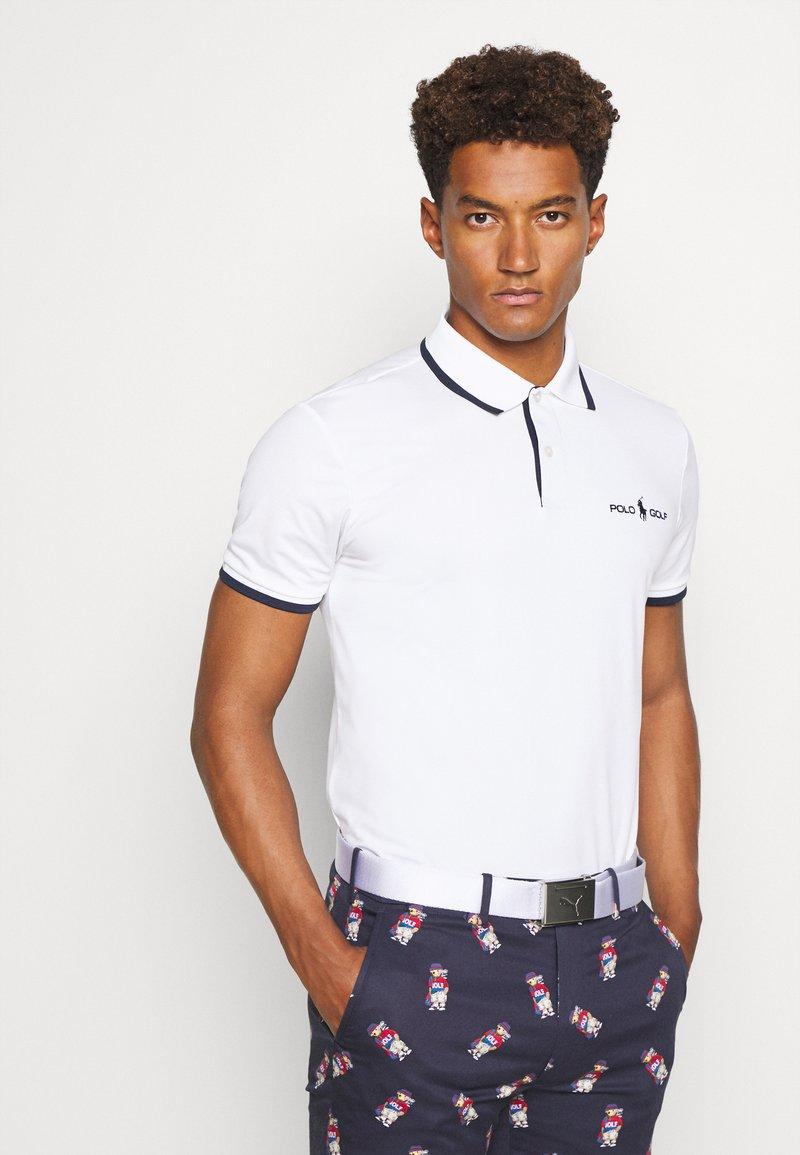 Polo Ralph Lauren Golf - SHORT SLEEVE - Polo shirt - classic oxford white