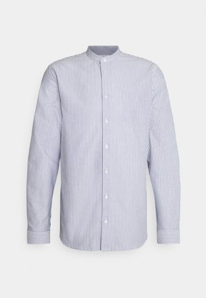 FACTORY - Camicia - white blue stripe