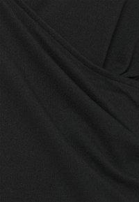 CAPSULE by Simply Be - LOOK WRAP - Jumper - black - 2