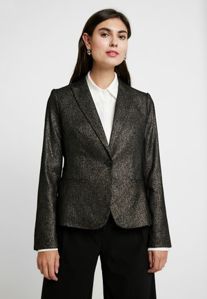 CLASSIC SLOAN SPARKLE - Blazer - gold sparkle