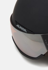 Alpina - ARBER VISOR UNISEX - Helmet - black matt - 4
