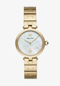 Emporio Armani - Watch - gold-coloured - 1