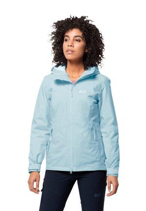 FROSTY - Soft shell jacket - frosted blue